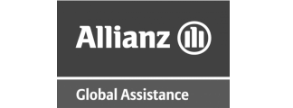 logo allianz global assistance verzekeringen grijs