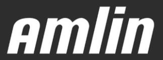 logo amlin verzekeringen grijs
