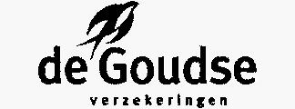 logo de goudse verzekeringen grijs