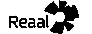 logo reaal verzekeringen grijs